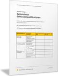 selbstcheck schlsselqualifikationen - Schlusselqualifikationen Beispiele
