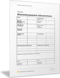 formularmitarbeitergesprche dokumentieren - Mitarbeitergesprache Beispiele