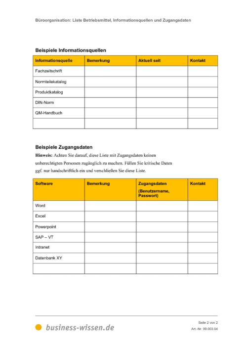 Buroorganisation Und Selbstorganisation Management Handbuch