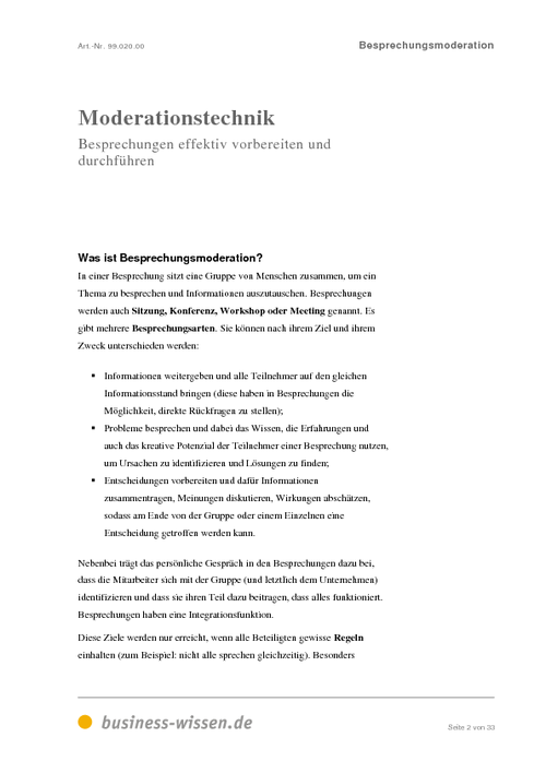 moderationstechnik download business