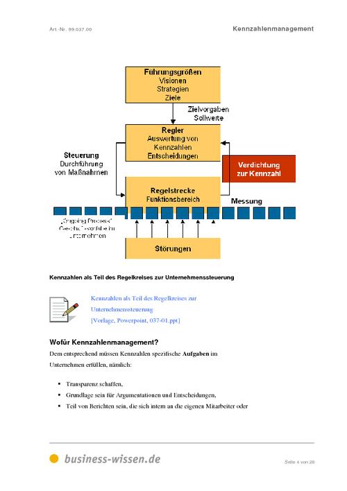 kennzahlensysteme download business