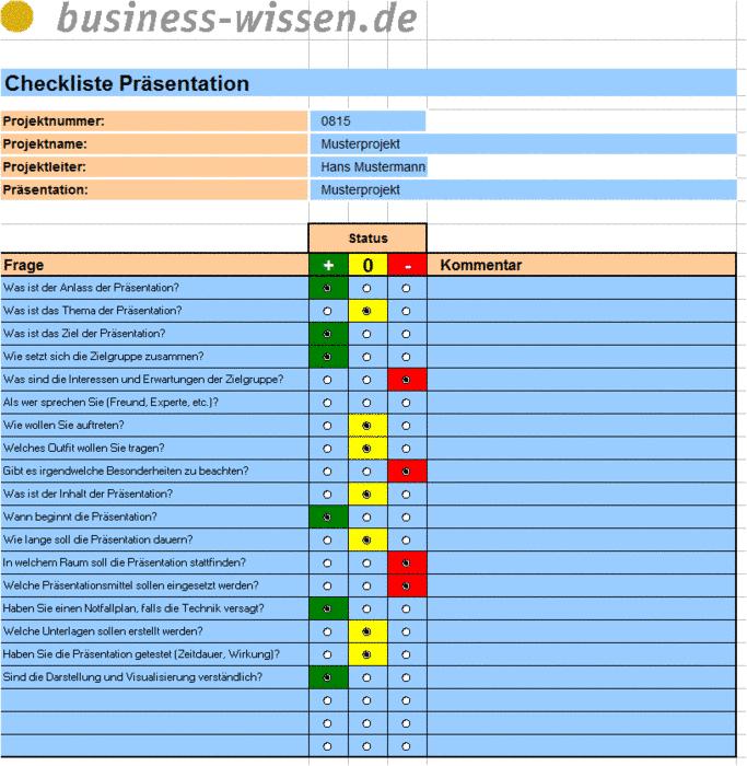 pr sentationen vorbereiten checkliste business