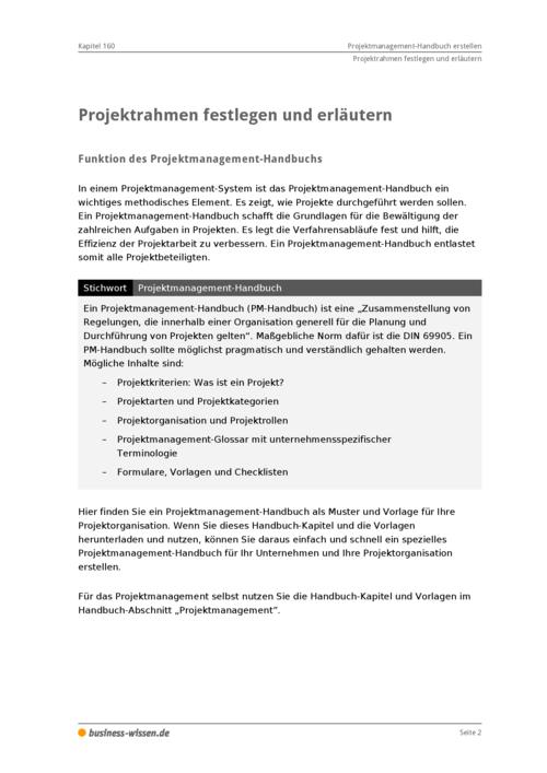 Großartig Kleine Business Handbuch Vorlage Zeitgenössisch - Beispiel ...