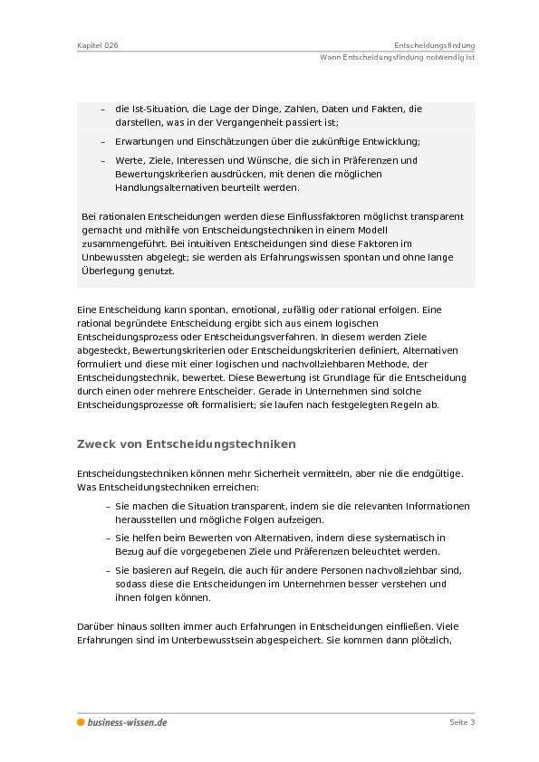 scrum your project vorschau leseprobe - Rentabilitatsvorschau Muster
