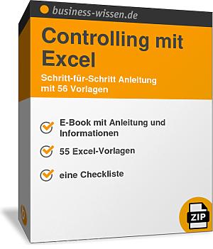 Controlling Mit Excel Kapitel 117 Business Wissende