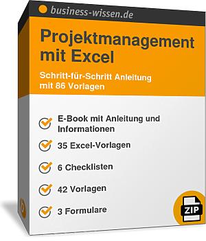 Projektmanagement mit Excel – Kapitel 120 – business-wissen.de