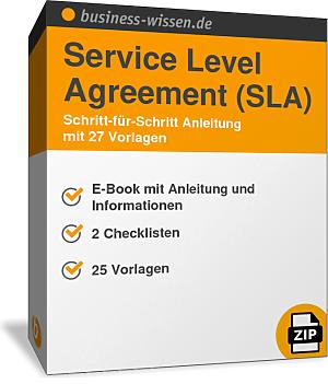 Service Level Agreement | Service Level Agreement Sla Kapitel 169 Business Wissen De