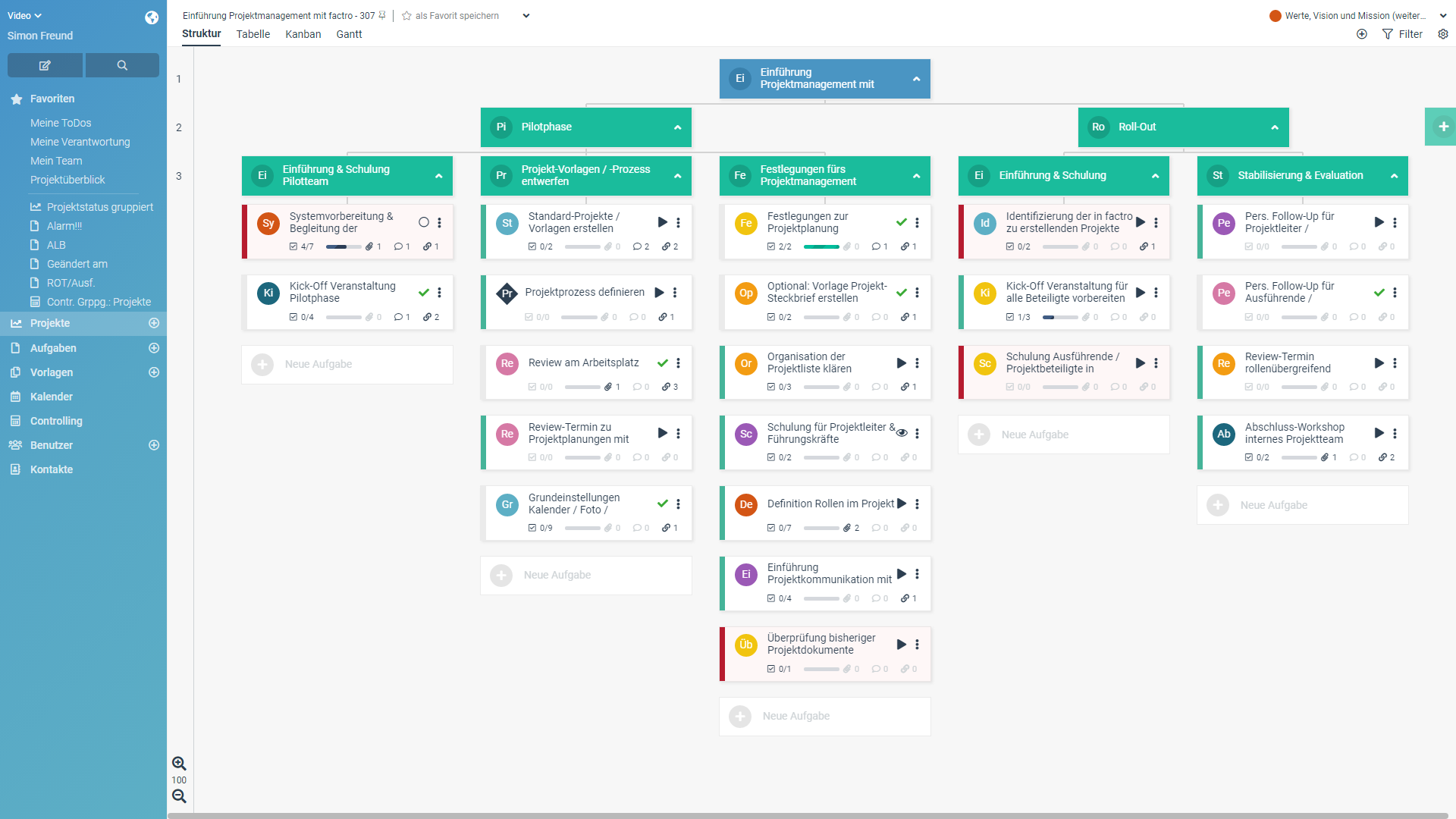 100 Images of Einfaches Projektmanagement Tool