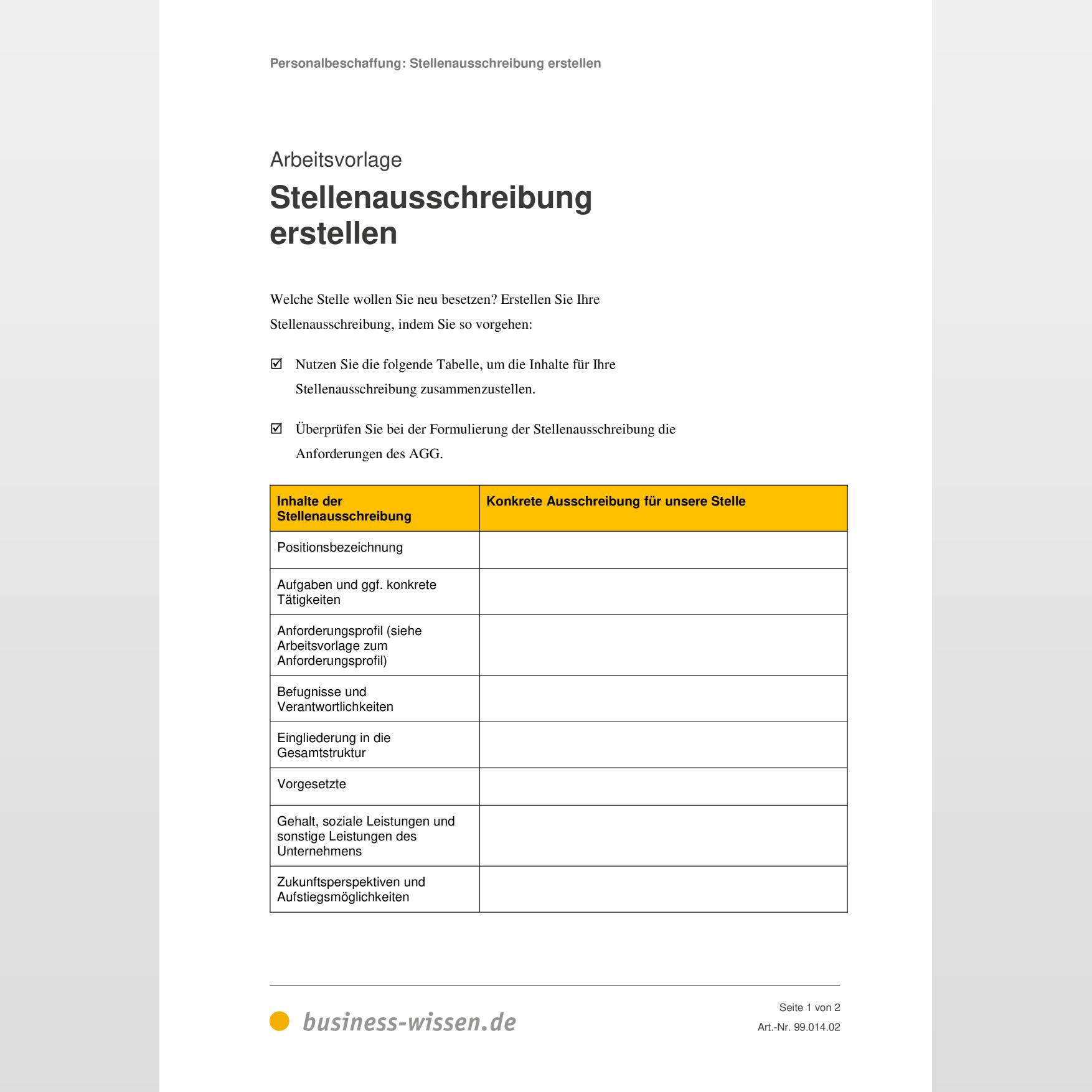 Anleitung Zur Attraktiven Stellenausschreibung Studentjob Ch